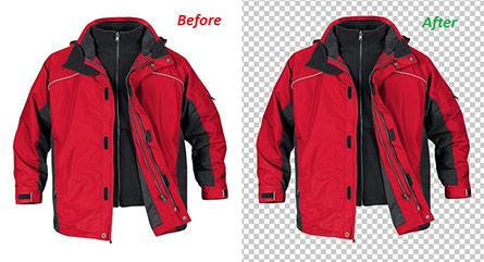 clothing editing